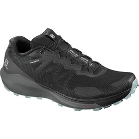 Salomon Sense Ride 3 Schoenen Heren, black/ebony/lead